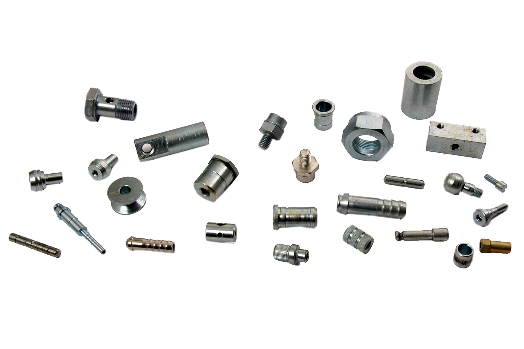 Precision turned Components Manufacturers